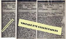 WWII British Postal History