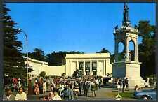 SAN FRANCISCO CALIFORNIA ACADEMY of SCIENCES GOLDEN GATE PARK~OLD 1960s POSTCARD