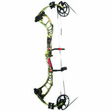 PSE Archery Bow Madness 34 Compound Bow Only 29-60 Mossy Oak - Right Hand