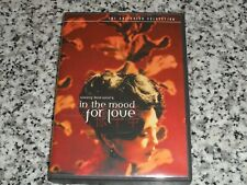 In The Mood For Love The Criterion Collection DVD Rare