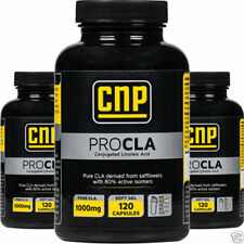 CNP Professional Pro CLA 120 Cápsulas Quemador Grasa Pérdida De Peso Suplementos