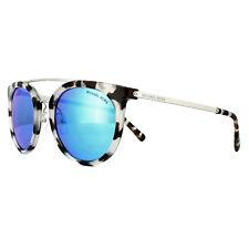 Michael Kors Sunglasses Ila 2056 327525 Snow Leopard Cobalt Mirror