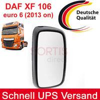 Neu Hauptspiegel Daf XF 106 Spiegel 2013an Aussenspiegel Euro6 1689348