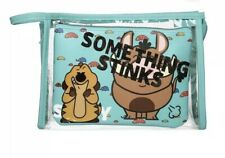 Disney Store The Lion King Timon And Pumbaa Pouch Makeup Bag Set New