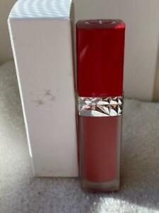 DIOR Rouge Ultra Care Lip Gloss 635 ECSTASE Tester Version Full Size White Box