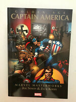 Marvel Masterworks Golden Age Captain America Volume 1 TPB Softcover 1st Print