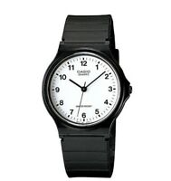 Casio MQ-24-7BLL Classic Unisex Rubber Strap Casual Analog Teen/Adult  Watch