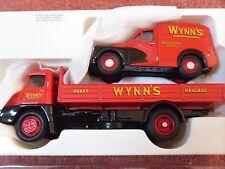 Corgi H/ Haulage Wynns Thames Trader Dropside Truck & Morris 1000 Van Set 31006