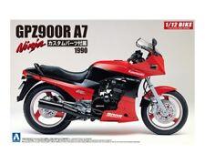 Aoshima 1/12 Kawasaki GPZ900R A7 Ninja 1990 # 054543
