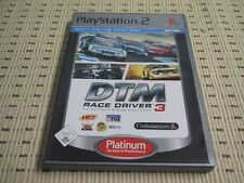 DTM Race Driver 3 für Playstation 2 PS2 PS 2 *OVP* P