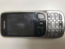 Nokia Classic 6303 - Steel (Unlocked) Mobile Phone
