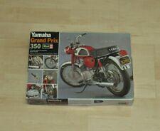 VINTAGE REVELL YAMAHA GRAND PRIX 350 MOTORCYCLE 1/8 MODEL KIT