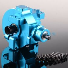 Alloy Gear Box Drive & Diff.Gear Blue 02051 02024 02030 RC 1/10 HSP RedCat