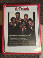 Whispers Whisper In Your Ear SEALED 8 TRACK