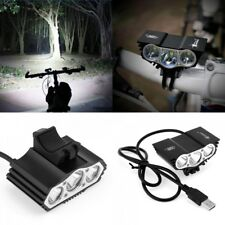 15000LM Useful Bike 3x XM-L T6 LED 4 Modes Bicycle Lights Lamp Outdoor Headlight