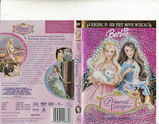 Barbie-The Princess And The Pauper-2004-[85 Min 2 Disc]-Animated Barbie-CD+-DVD