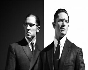 """The Krays - Legend Movie Tom Hardy London Gangsters Large Canvas Picture 20x30"""""""