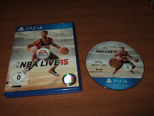 NBA Live 15 / 2015 für Sony PlayStation 4 / PS4