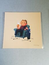 Hawkeye (Antman) Olly Moss Best Pals Avengers  5x5 Art Prints - ON HAND