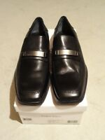 BRAND NEW IN BOX!  Authentic CALVIN KLEIN Leather Men Dress Shoes – Size 10
