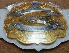 iwgp intercontinental Championship Real Leather Replica Belt