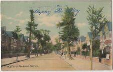 Twyford Avenue Acton, London Postcard B809