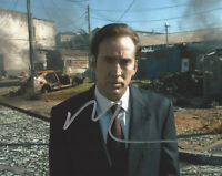 NICOLAS CAGE HAND SIGNED 'LORD OF WAR' 8x10 PHOTO w/COA NIC ACTOR PROOF