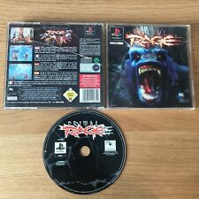 Primal Rage PS1 PlayStation 1 PAL Game - Boxed Rare Classic Fighter