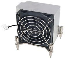 Ventilateur CPU pour HP Z400 Dissipateur thermique 80mm - 463990-001 535586-001