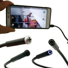 Mini 4in1 Waterproof 3.5M tiny spy small nanny Pinhole camera F Android Phone PC