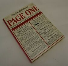 The New York Times First Page 1920-1978