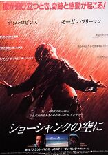 The Shawshank Redemption 1994 Tim Robbins Japanese Mini Poster Chirashi Japan B5