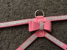 Dog Harness Small Breed Pink XS