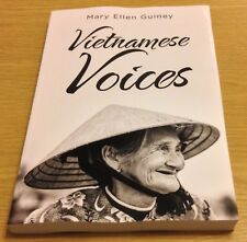 VIETNAMESE VOICES Mary Ellen Guiney Book (Paperback) NEW
