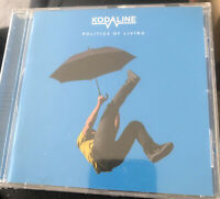 Kodaline Politics Of Living New Sealed Cd Indie Free Post U.K.
