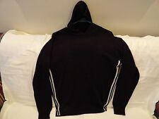 Forever 21 Twenty One Men Los Angeles - Men's Hooded Sweater - Medium-Dark Plum