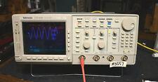 NICE TEKTRONIX TDS684C 1GHz OSCILLOSCOPE NEEDS CAL #3557 DIGITAL REAL TIME