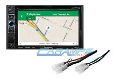 "NEW 6.2"" FARENHEIT CAR STEREO RADIO W/ GPS NAVIGATION & BLUETOOTH W/ INSTALL KIT"