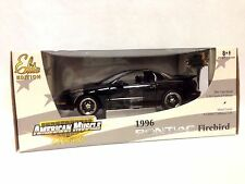 Ertl 1996 Pontiac Firebird, 1:18 Scale DieCast Collectible American Muscle Toys