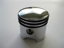 CHROME PISTON GEAR SHIFT KNOB HOTROD RATROD HOLDEN FX FC EK EJ HR HG FORD XM XP