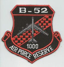 343rd BOMB SQUADRON B-52 1000 HOURS !!THEIR LATEST!!  patch