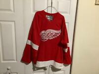 Detroit Red Wings CCM Vintage red size xx-large jersey