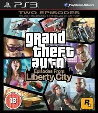 Grand Theft Auto Episodios De Liberty City PlayStation 3 PS3 Video Juego