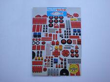 Catalogue ancien  jouets jeux de construction Fischertechnik 1982 Fischer