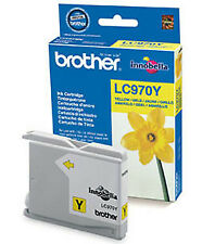 Cartuchos de tinta Brother Lc-970 y amarillo