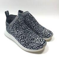 Adidas NMD CS2 PK City Sock 2 Sashiko Core Black White BY3012 Mens Size 9 12