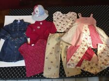 Gymboree Indian Summer 3 3T lot set dress skort top hat jumper pants leggings