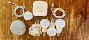 Philips hue starter kit Google Nest Mini