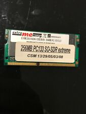 256MB Sdram PC133 Laptop Memory Memory