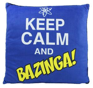The Big Bang Theory Kissen Sheldon Cooper - ca 40x40x3cm
